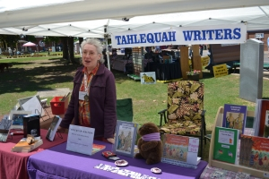 Nancy Hartney at Red Fern Festival